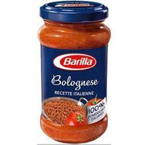 SAUCE POUR PÂTES RIZ Barilla Sauce bolognaise 400g