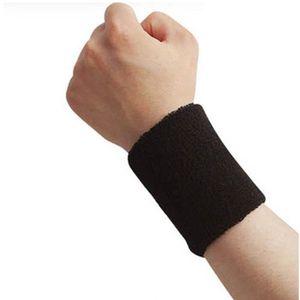 POIGNET ÉPONGE sport tennis sweatband bracelet en tissu éponge no