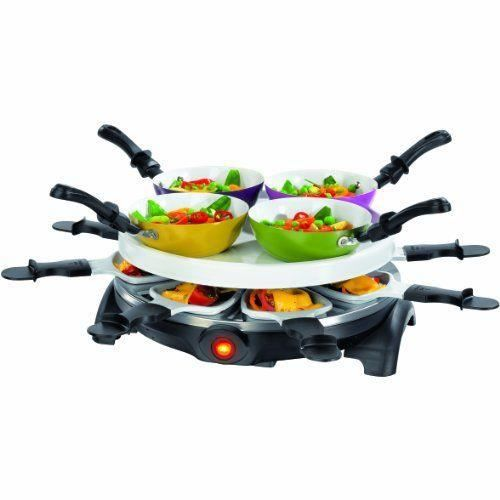 Appareil raclette 3 en 1 maxx 4467 achat vente appareil raclette cadeaux de no l - Appareil a raclette pierrade ...