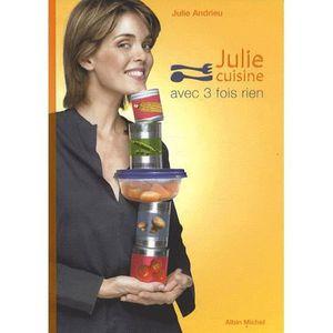 Livre de julie andrieu achat vente livre de julie - La cuisine de julie france 3 ...