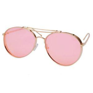 LUNETTES DE SOLEIL Épaissir Couleur film réfléchissant lunettes de so