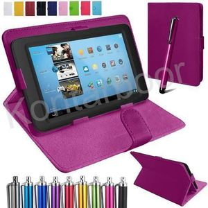 """COQUE - HOUSSE STYLET + Etui UNIVERSEL Tablette 9"""""""
