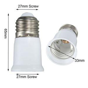 Lampe a led e27 achat vente lampe a led e27 pas cher - Douille ampoule led ...