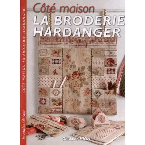 La broderie Hardanger - Ghislaine Hion