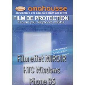film 39 effet miroir 39 pour htc windows 8s achat vente film 39 effet miroir 39 pour ht cdiscount. Black Bedroom Furniture Sets. Home Design Ideas