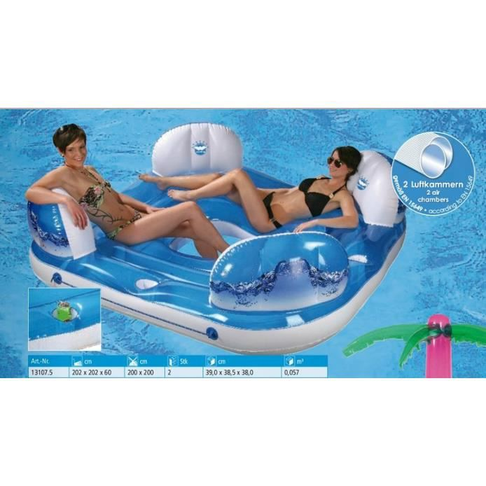 Piscine gonflable 4 personnes for Achat piscine gonflable pas cher