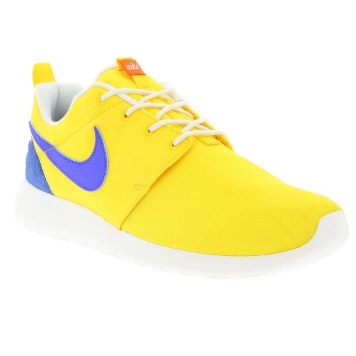 NIKE Roshe One Retro Mens Sneaker Yellow 819881 74