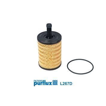 purflux filtre huile l267d achat vente filtre a huile purflux filtre huile l267d cdiscount. Black Bedroom Furniture Sets. Home Design Ideas
