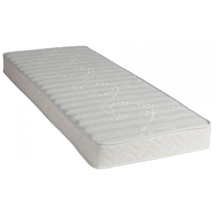 matelas someo relaxation latex luxe 90x200 achat vente matelas cdiscount. Black Bedroom Furniture Sets. Home Design Ideas