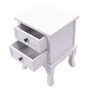 Petite table de nuit achat vente petite table de nuit for Petit meuble chambre a coucher