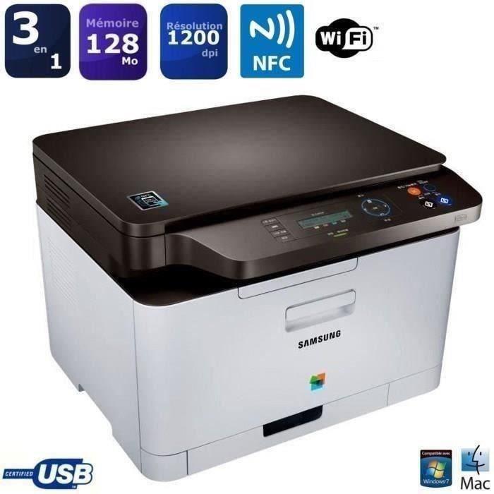 Samsung Sl C467w Imprimante Multifonction Achat Vente