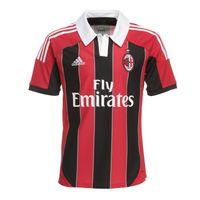 MAILLOT - POLO  ADIDAS Maillot de Football Réplica Home Milan AC
