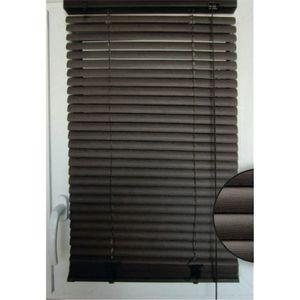 rideau venitien bois achat vente rideau venitien bois. Black Bedroom Furniture Sets. Home Design Ideas