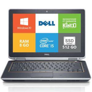 ordinateur portable dell latitude e6320 core i5 8 go ram. Black Bedroom Furniture Sets. Home Design Ideas