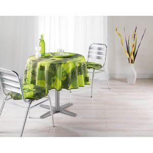 nappe pour table de jardin achat vente nappe pour table de jardin pas cher cdiscount. Black Bedroom Furniture Sets. Home Design Ideas