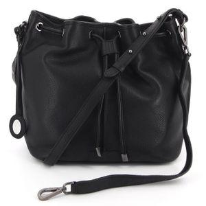 SAC À MAIN Mac Douglas - sac porté épaule Emira Vale noirv01