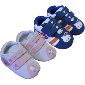BABIES Hello Kitty - Chaussures S 1 fond blanc/rose + ...