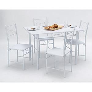 Le lit de vos rêves: Table et chaise de jardin chez leclerc