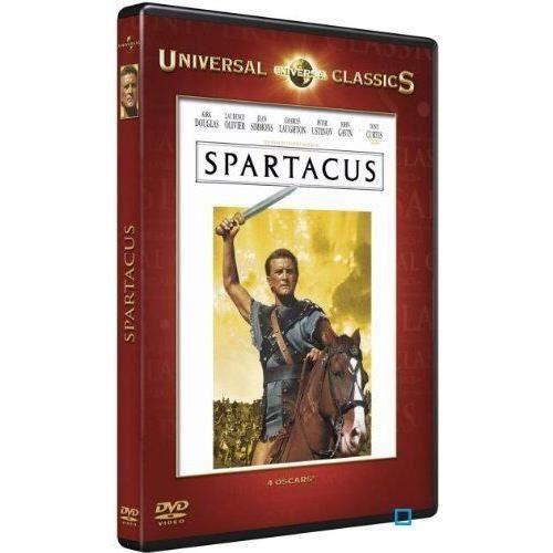 DVD FILM DVD Spartacus