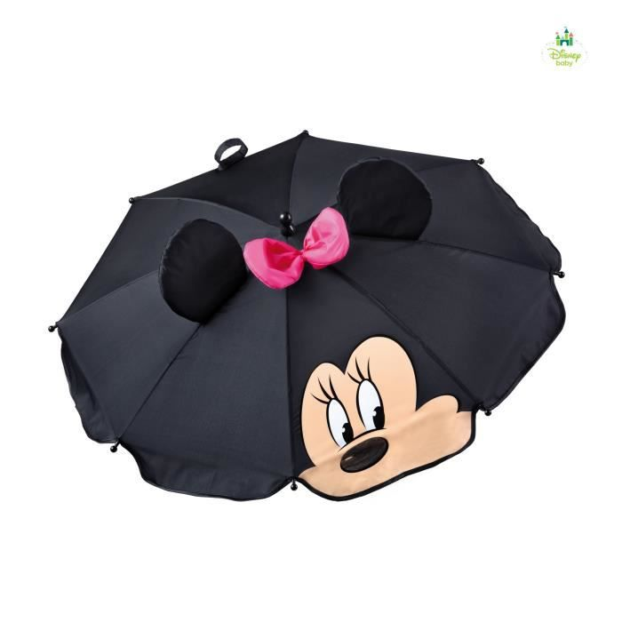 minnie ombrelle 3d noir achat vente ombrelle. Black Bedroom Furniture Sets. Home Design Ideas