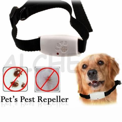 collier anti puces tiques electronique pour chien achat vente antiparasitaire collier anti. Black Bedroom Furniture Sets. Home Design Ideas