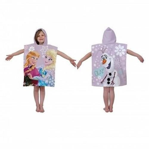 cape de bain disney la reine des neiges cristal achat vente peignoir cdiscount. Black Bedroom Furniture Sets. Home Design Ideas
