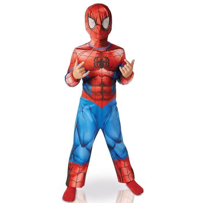 Deguisement spiderman enfant achat vente jeux et - Jeux de spiderman 7 ...