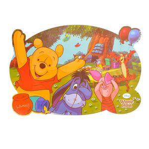 SET DE TABLE Set dessous de table bureau Winnie l'ourson Disney
