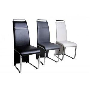CHAISE Chaises design Anka gris   par 2