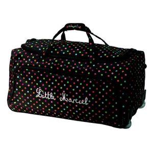 bagage little marcel achat vente bagage little marcel pas cher cdiscount. Black Bedroom Furniture Sets. Home Design Ideas