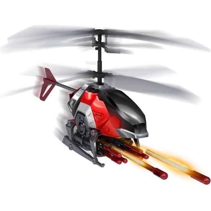 Silverlit i r h li combat 19 cm achat vente avion for Interieur helicoptere
