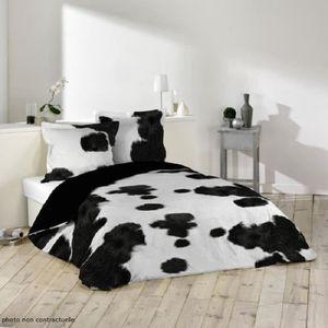 housse de couette vache achat vente housse de couette vache pas cher cdiscount