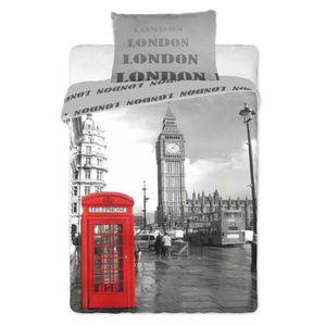 PARURE DE COUETTE Parure de lit London Londres