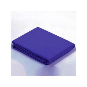 housse de couette bleue 240x260 achat vente housse de couette bleue 240x260 pas cher les. Black Bedroom Furniture Sets. Home Design Ideas