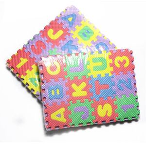 PUZZLE Getek® 36 pcs enfants jouet éducatif lettres mini-