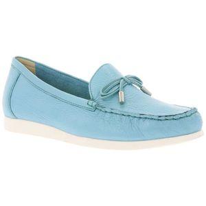 MOCASSIN CAPRICE Ocean Femmes mocassins bleu 9 24254 28 815