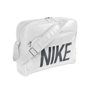 BESACE SAC REPORTER Sac Nike Heritage Collector Blanc et Noir