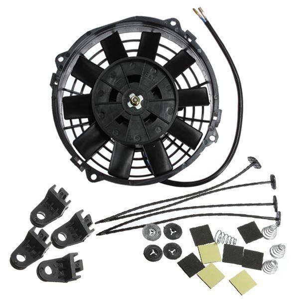 7inch Slim réversible Radiateur électrique Ventilateur