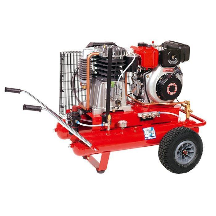 Compresseur d 39 air pistons michelin agri 75 achat vente compresseur cdiscount - Compresseur 100l michelin ...