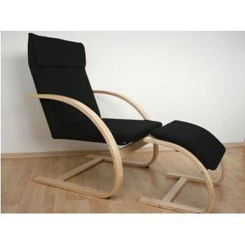 Fauteuil Rocking Chair Allaitement Avec Tabouret Achat