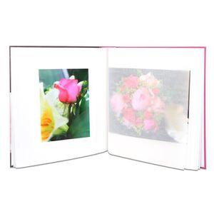 Album photo page noire achat vente album photo page noire pas cher cdiscount for Album photo traditionnel pas cher