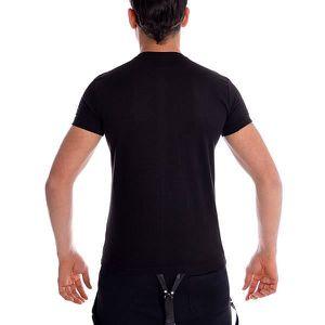 Tshirt LaCrim America noir