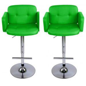 Housse de chaise de bar achat vente housse de chaise for Housse de chaise de bar