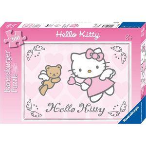 PUZZLE Puzzle Des ailes d'ange Hello Kitty 200p XXL