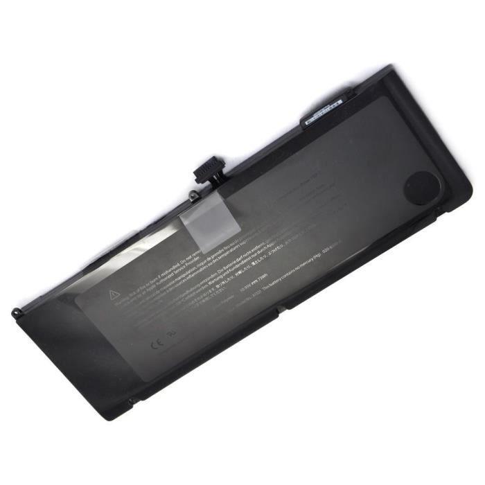 batterie pc portables pour apple a1321 prix pas cher cdiscount. Black Bedroom Furniture Sets. Home Design Ideas