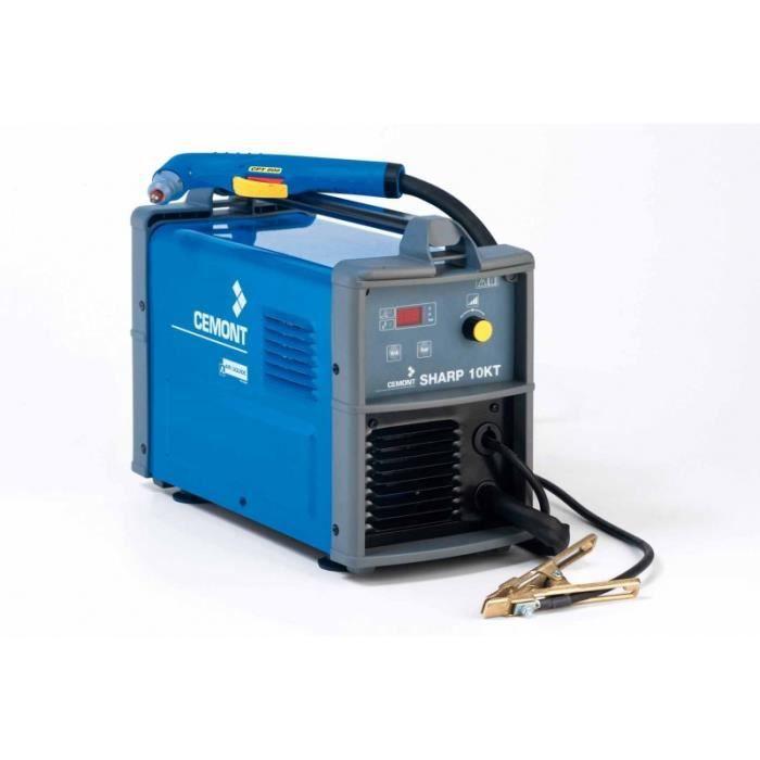 D coupeur plasma sharp 10kt compresseur int g achat - Compresseur black et decker 50l ...