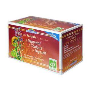 INFUSION Biofloral Infusion Elixir du Suedois 59 plantes…