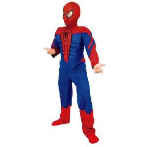 DÉGUISEMENT - PANOPLIE Déguisement Spiderman Musclé Movie Enfant