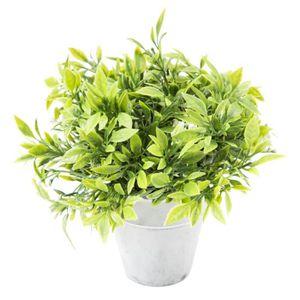 petite plante artificielle achat vente petite plante artificielle pas cher cdiscount. Black Bedroom Furniture Sets. Home Design Ideas