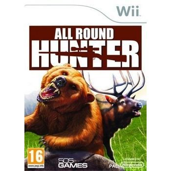 All round hunter fusil jeu console wii achat vente jeux wii all round hunter fusil - Console jeux video pas cher ...